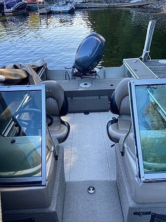 2010 G3 Boats boat for sale, model of the boat is V185 Angler & Image # 8 of 17