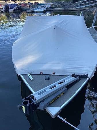 2010 G3 Boats boat for sale, model of the boat is V185 Angler & Image # 11 of 17