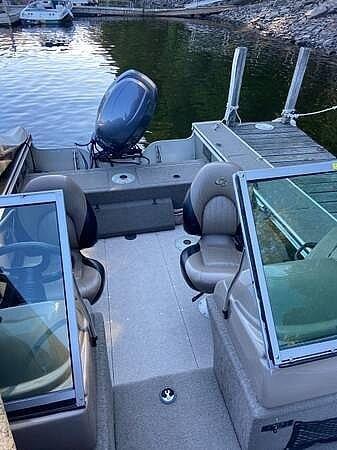 2010 G3 Boats boat for sale, model of the boat is V185 Angler & Image # 14 of 17