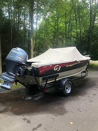 2010 G3 Boats boat for sale, model of the boat is V185 Angler & Image # 5 of 17