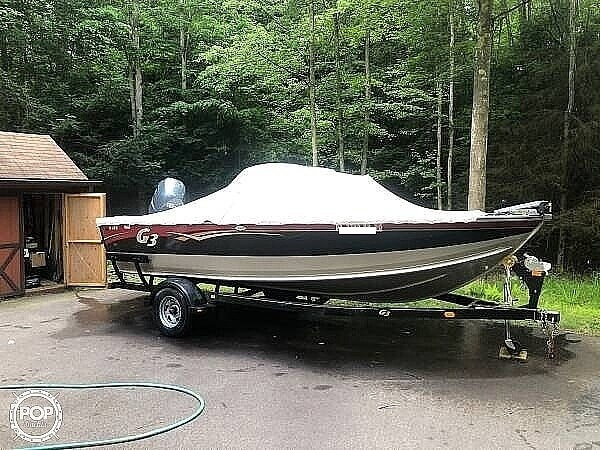 2010 G3 Boats boat for sale, model of the boat is V185 Angler & Image # 2 of 17