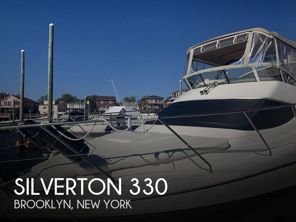 Used Motoryachts For Sale in New York by owner | 2002 Silverton 330 Sport bridge