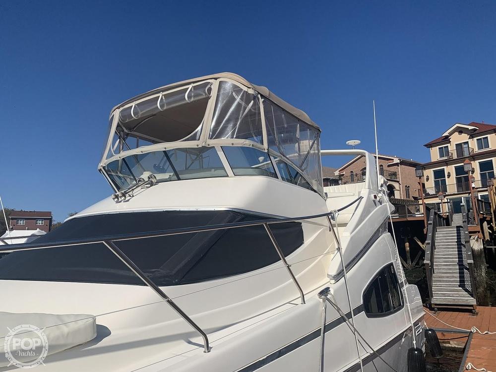 2002 Silverton boat for sale, model of the boat is 330 Sport bridge & Image # 9 of 40