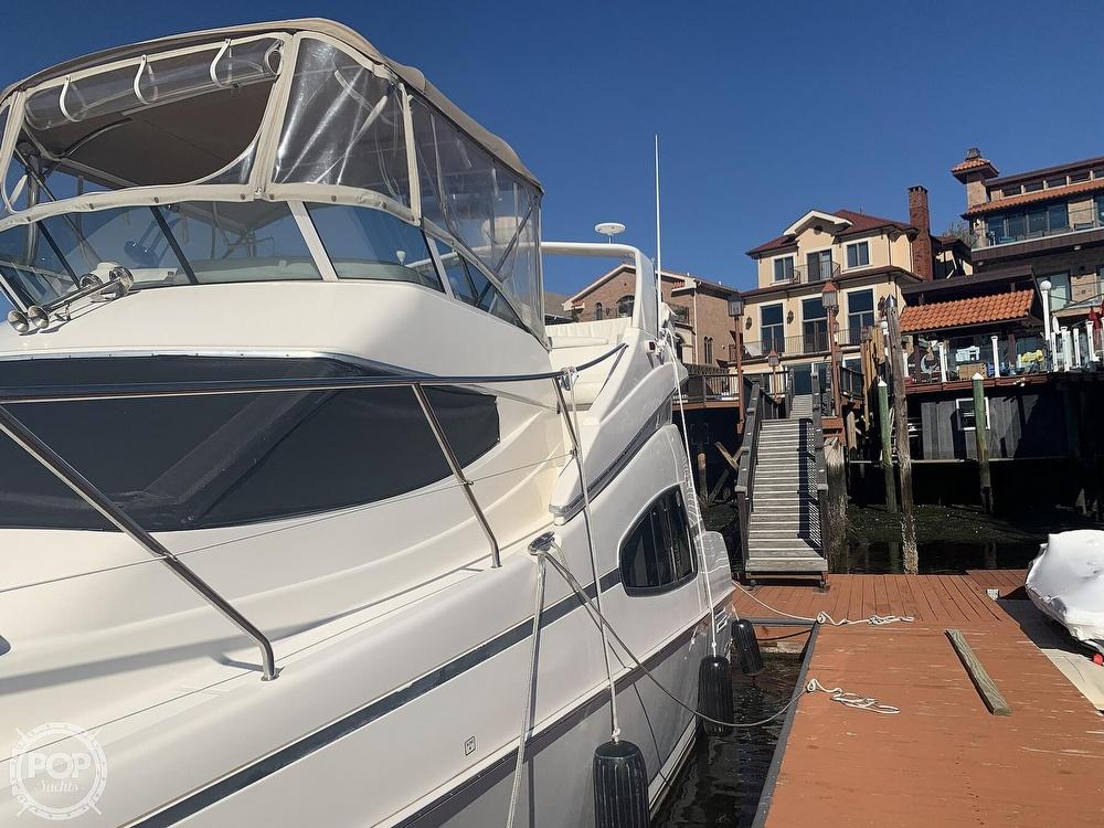 2002 Silverton boat for sale, model of the boat is 330 Sport bridge & Image # 12 of 40