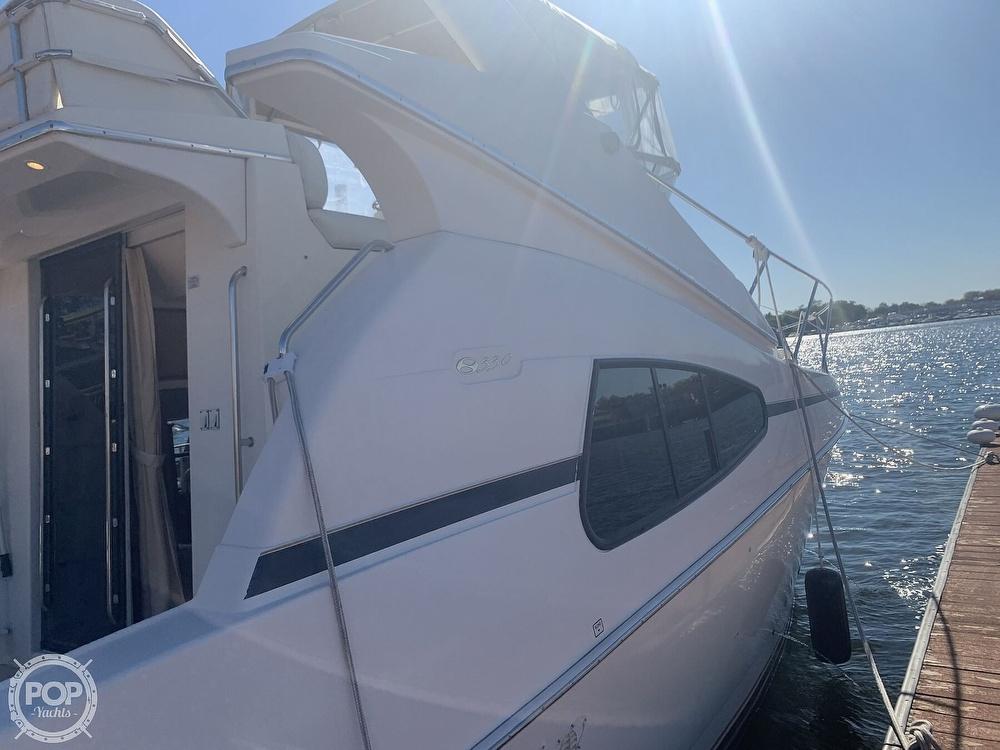 2002 Silverton boat for sale, model of the boat is 330 Sport bridge & Image # 33 of 40