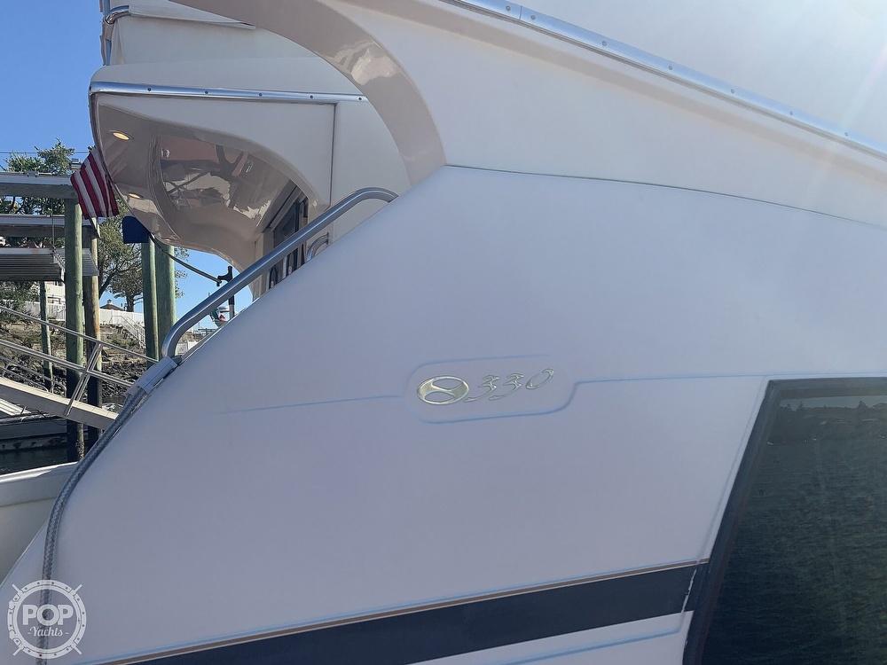 2002 Silverton boat for sale, model of the boat is 330 Sport bridge & Image # 34 of 40