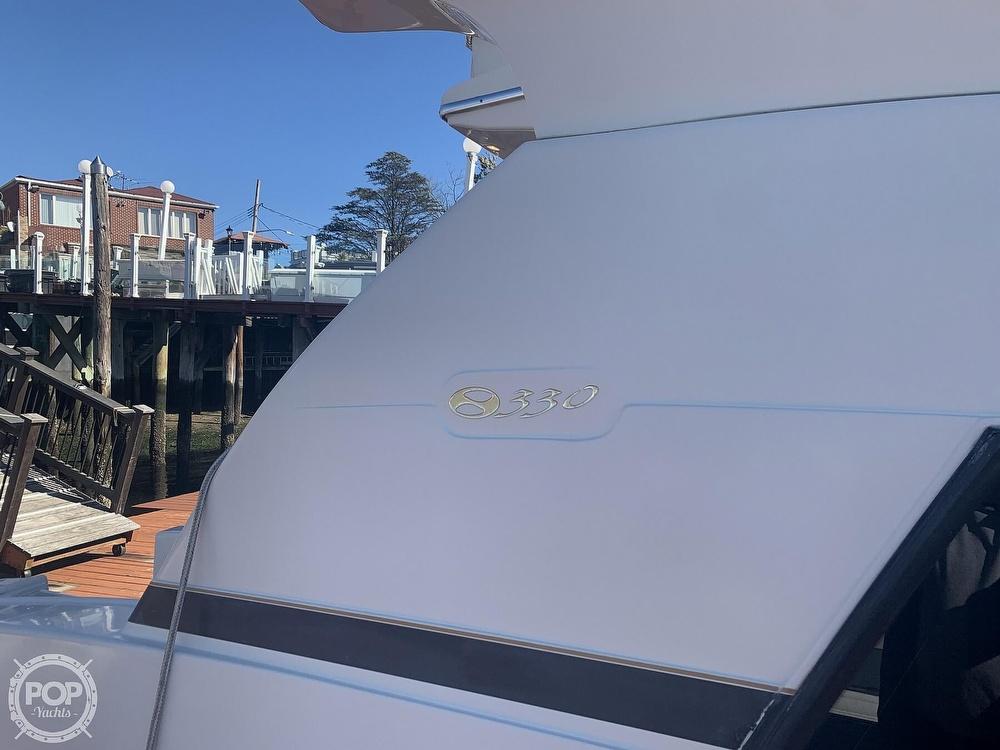 2002 Silverton boat for sale, model of the boat is 330 Sport bridge & Image # 36 of 40