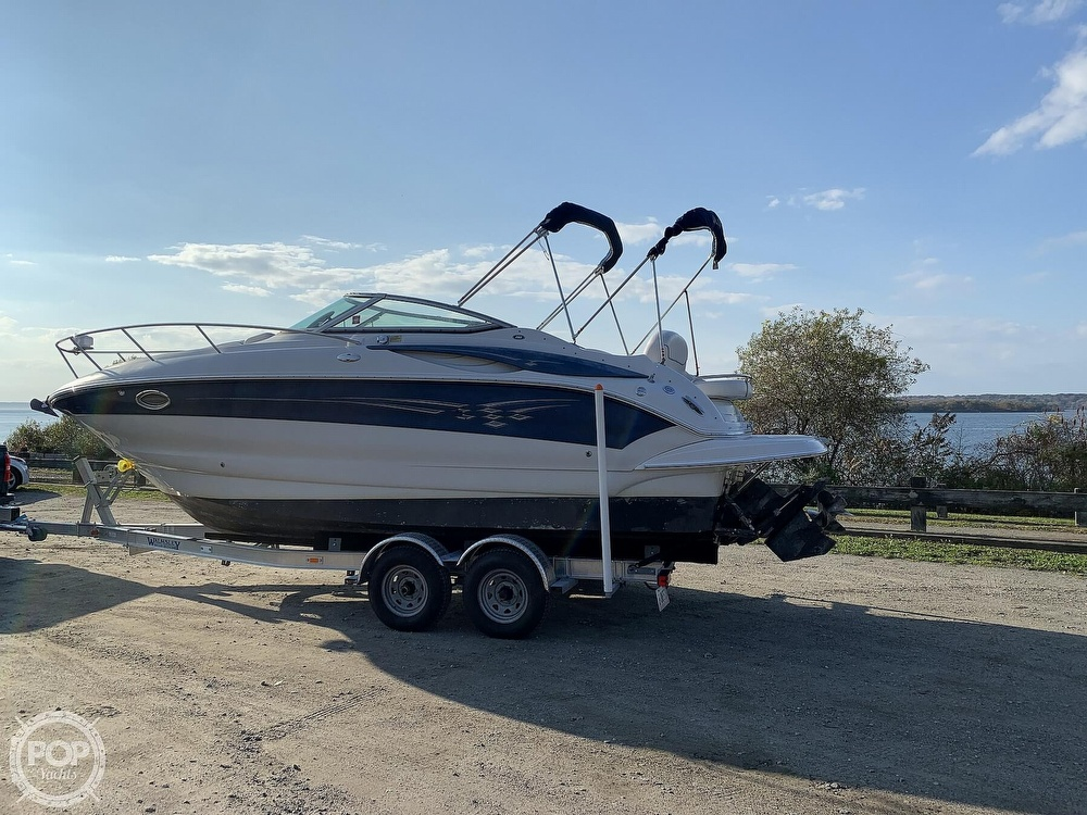 2004 Crownline boat for sale, model of the boat is 250 CR & Image # 10 of 40