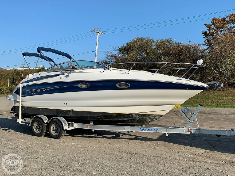 2004 Crownline boat for sale, model of the boat is 250 CR & Image # 2 of 40