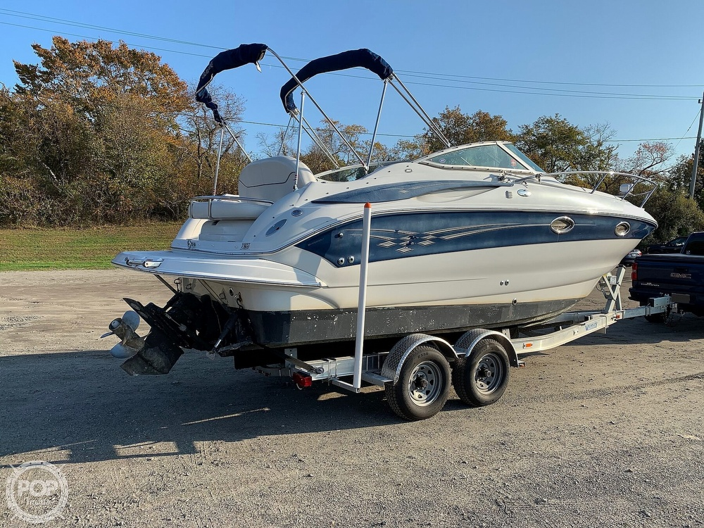 2004 Crownline boat for sale, model of the boat is 250 CR & Image # 18 of 40