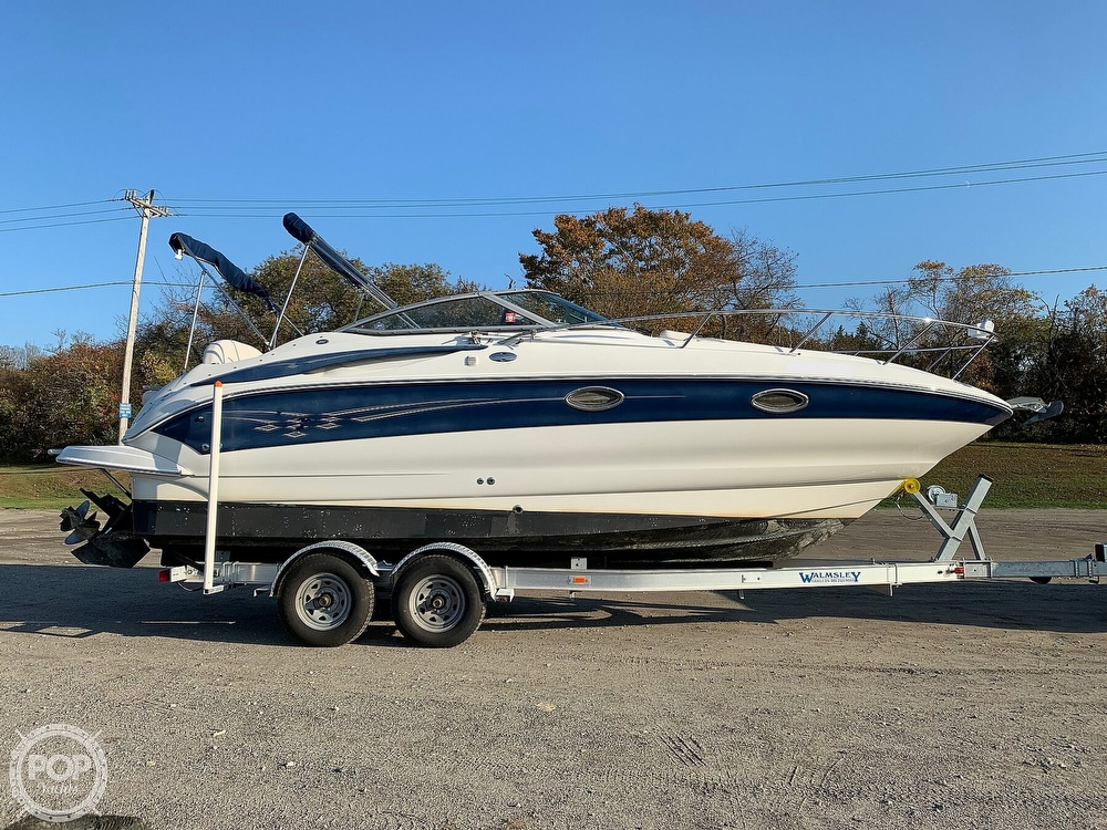 2004 Crownline boat for sale, model of the boat is 250 CR & Image # 19 of 40