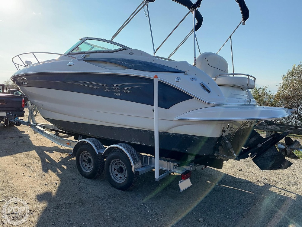 2004 Crownline boat for sale, model of the boat is 250 CR & Image # 20 of 40