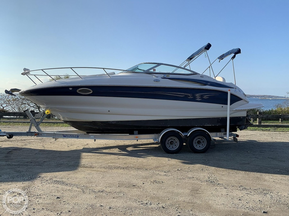 2004 Crownline boat for sale, model of the boat is 250 CR & Image # 21 of 40