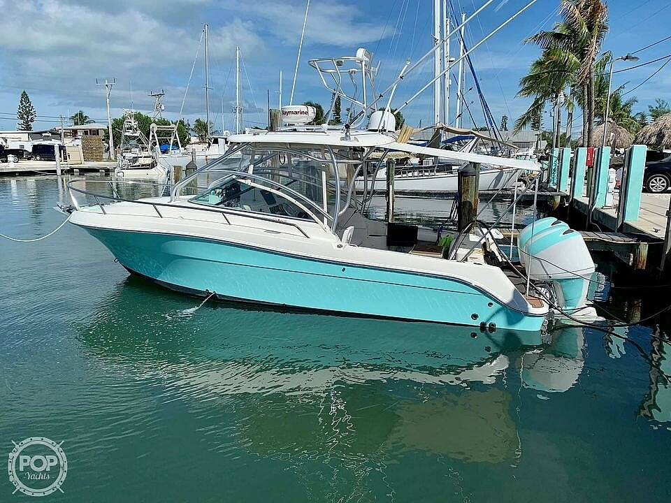2005 Hydra-Sports boat for sale, model of the boat is vx25 & Image # 24 of 33
