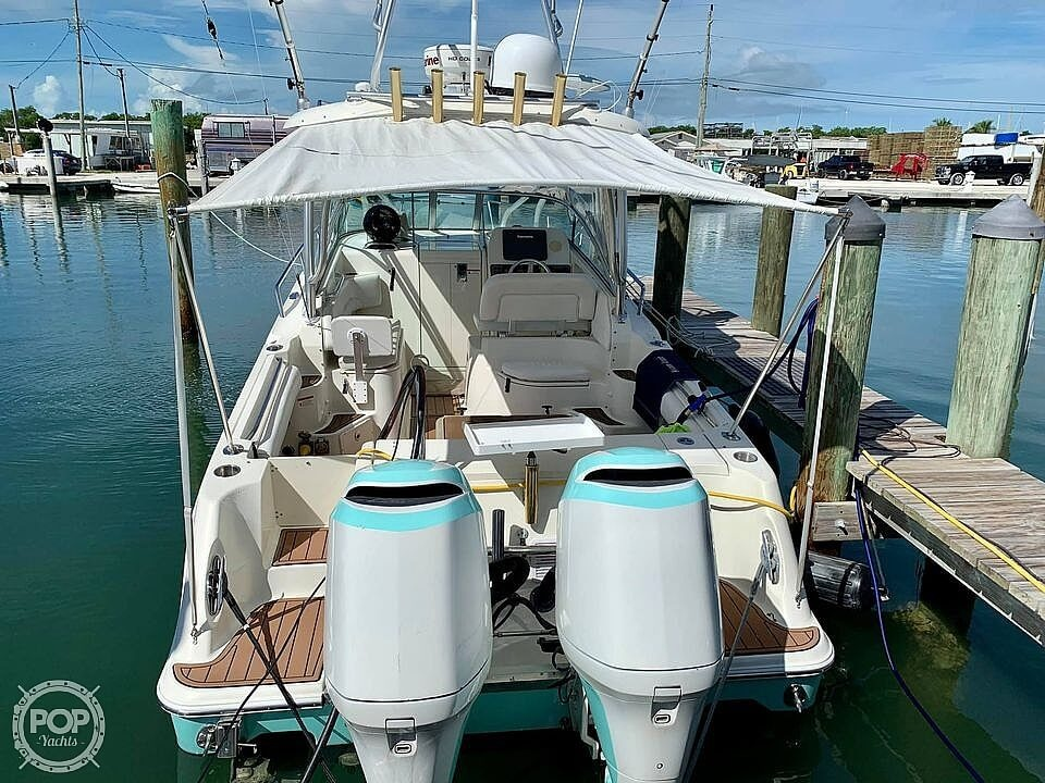 2005 Hydra-Sports boat for sale, model of the boat is vx25 & Image # 20 of 33