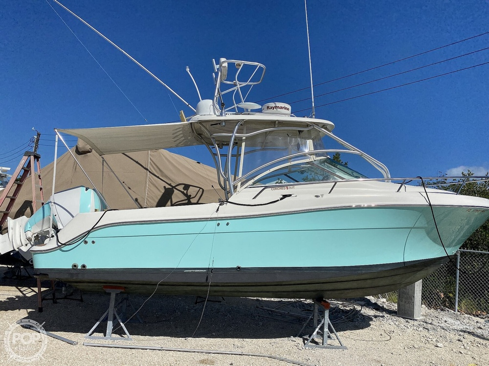 2005 Hydra-Sports boat for sale, model of the boat is vx25 & Image # 22 of 33