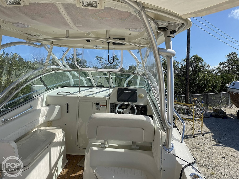 2005 Hydra-Sports boat for sale, model of the boat is vx25 & Image # 7 of 33