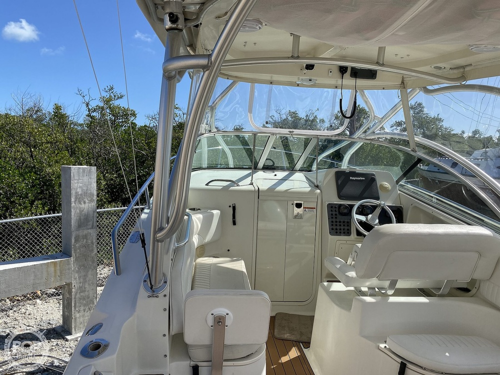 2005 Hydra-Sports boat for sale, model of the boat is vx25 & Image # 8 of 33