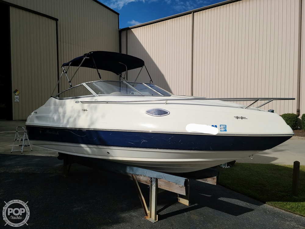 2003 Mariah boat for sale, model of the boat is SC 21 & Image # 18 of 40