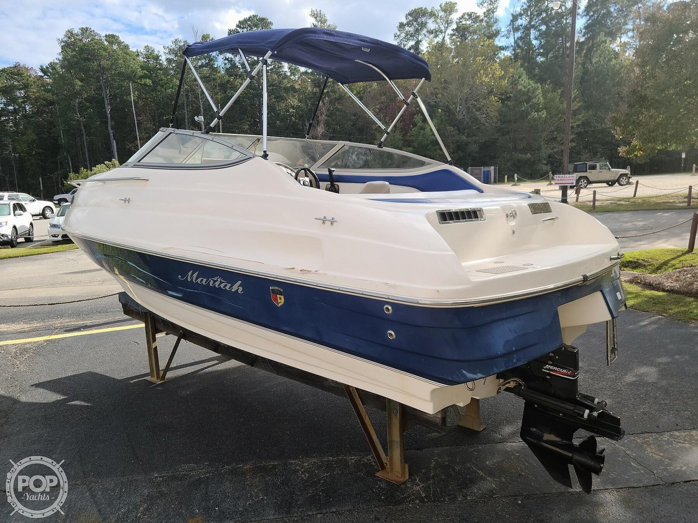 2003 Mariah boat for sale, model of the boat is SC 21 & Image # 3 of 40