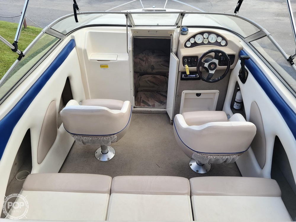 2003 Mariah boat for sale, model of the boat is SC 21 & Image # 11 of 40