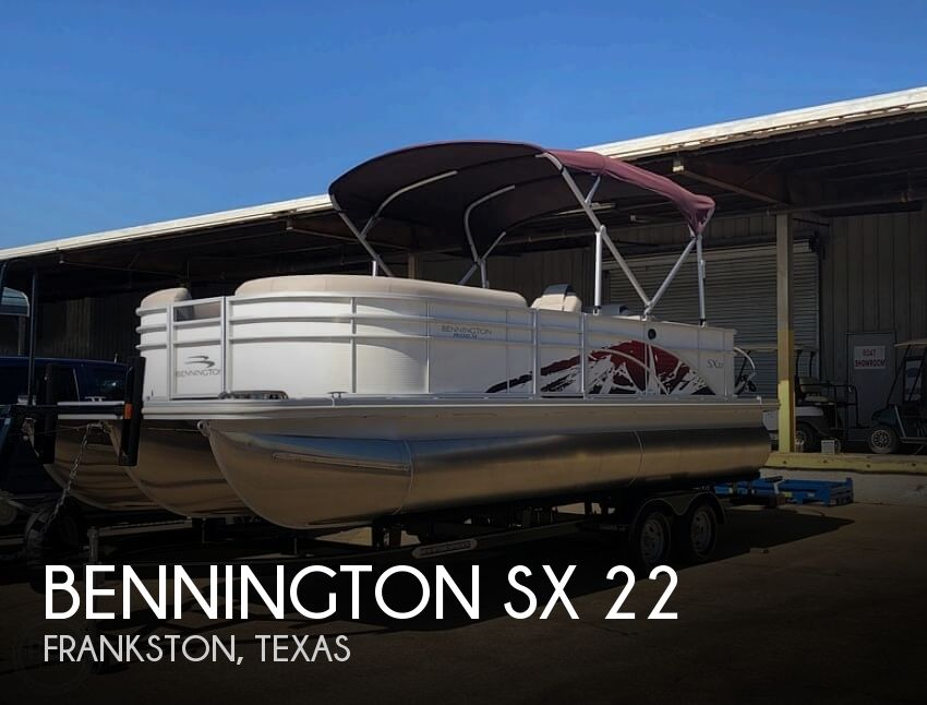 2019 Bennington boat for sale, model of the boat is SX 22 & Image # 1 of 40