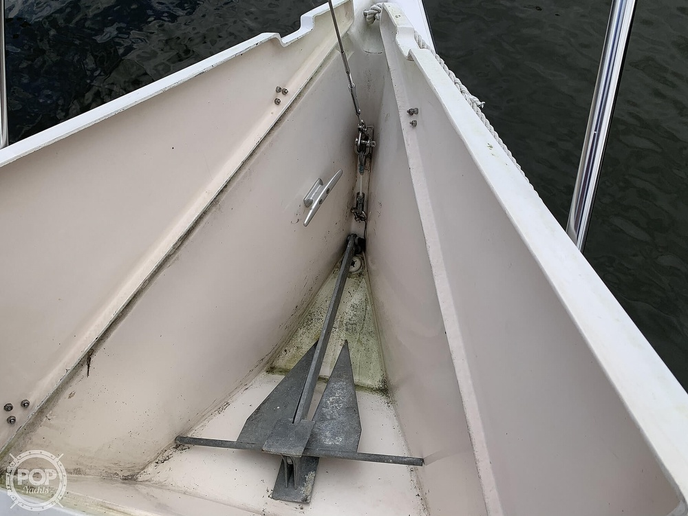 1985 Hunter boat for sale, model of the boat is 23 & Image # 26 of 40