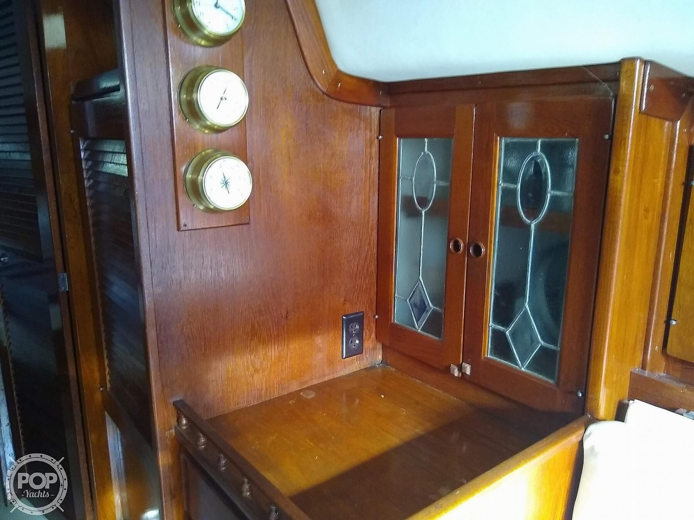 1980 CAL boat for sale, model of the boat is 39MKIII Tall Rig & Image # 11 of 40
