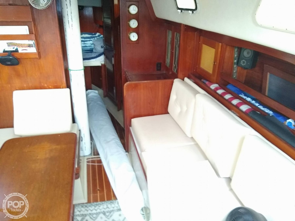 1980 CAL boat for sale, model of the boat is 39MKIII Tall Rig & Image # 10 of 40