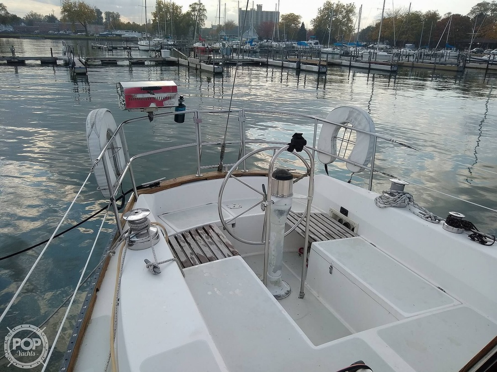 1980 CAL boat for sale, model of the boat is 39MKIII Tall Rig & Image # 6 of 40