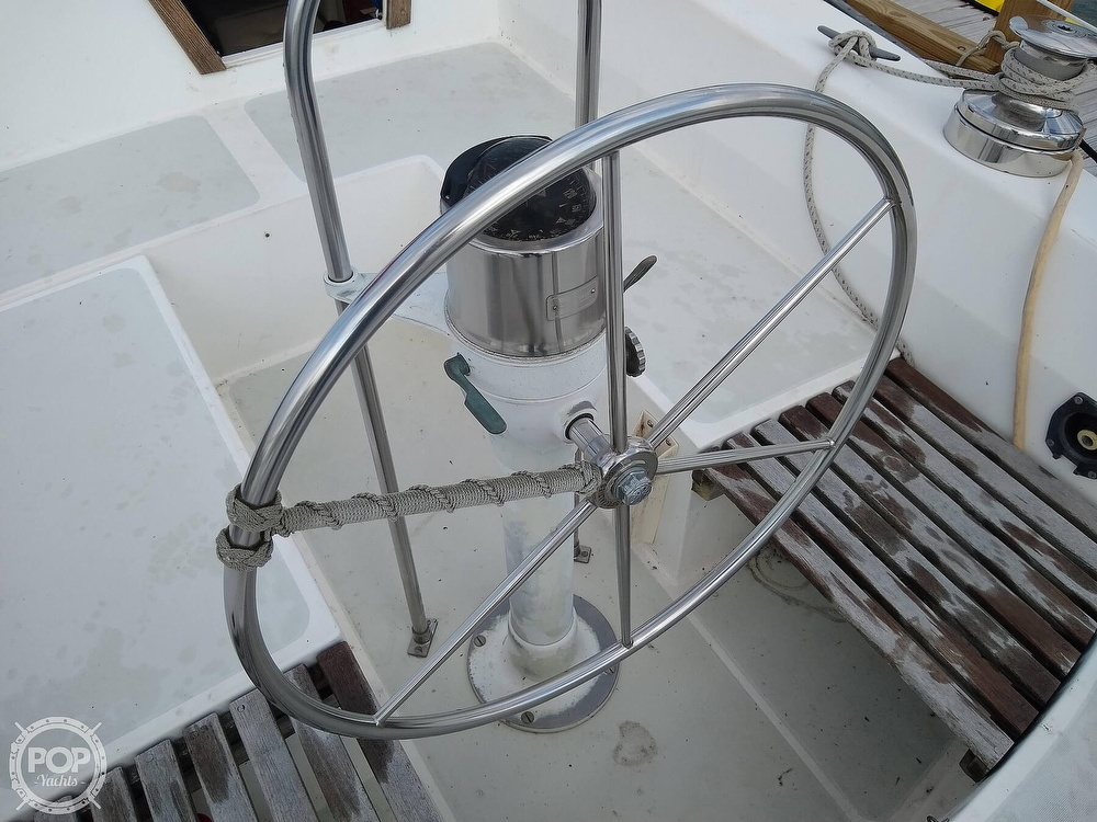 1980 CAL boat for sale, model of the boat is 39MKIII Tall Rig & Image # 25 of 40
