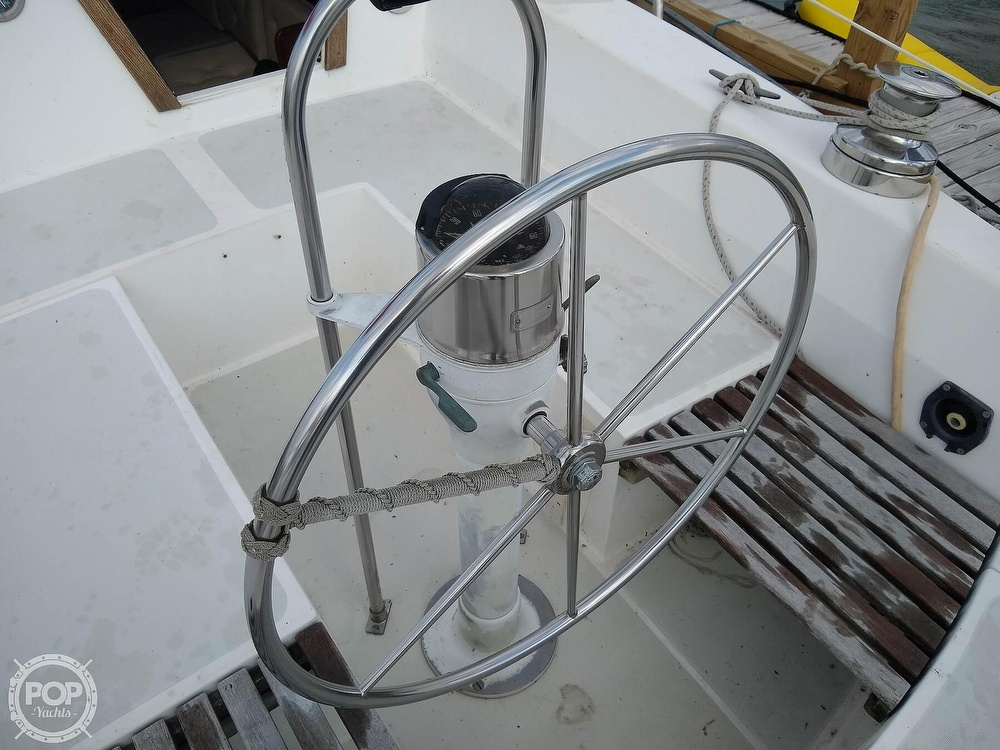 1980 CAL boat for sale, model of the boat is 39MKIII Tall Rig & Image # 26 of 40