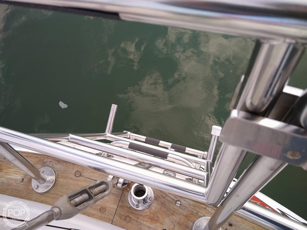 1980 CAL boat for sale, model of the boat is 39MKIII Tall Rig & Image # 36 of 40