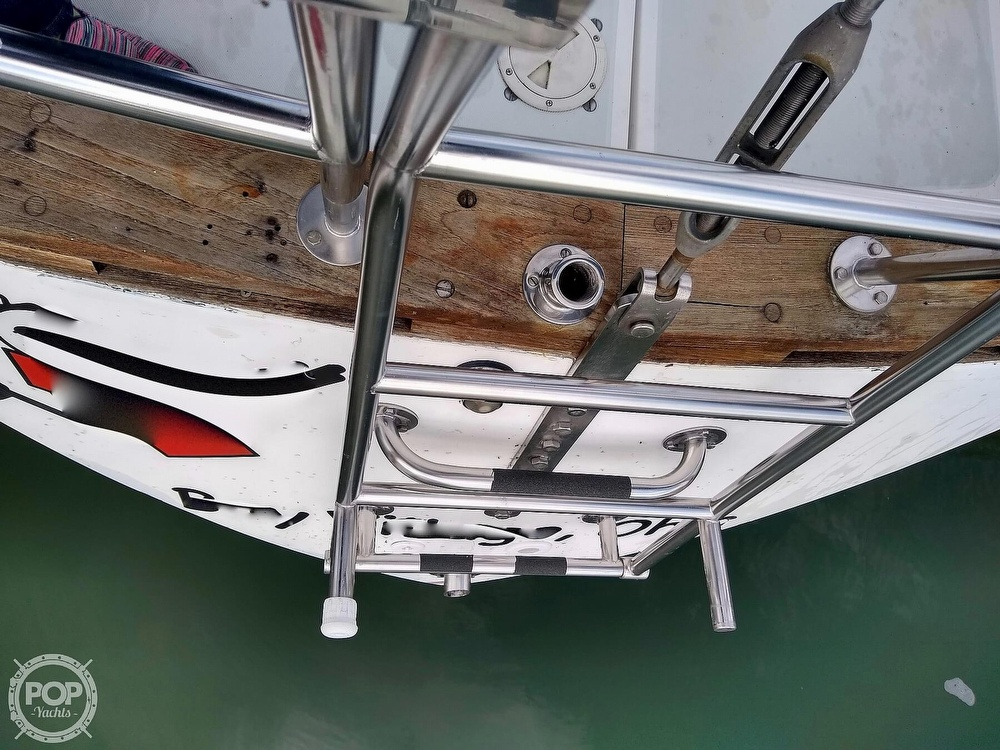 1980 CAL boat for sale, model of the boat is 39MKIII Tall Rig & Image # 35 of 40