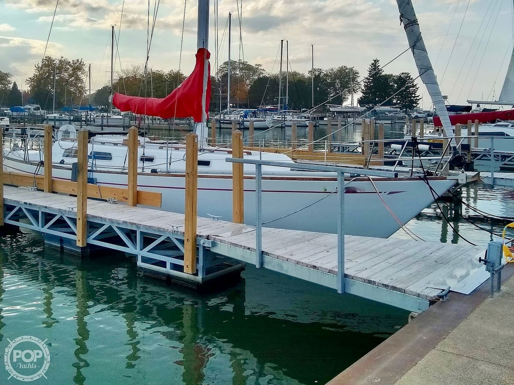 1980 CAL boat for sale, model of the boat is 39MKIII Tall Rig & Image # 19 of 40