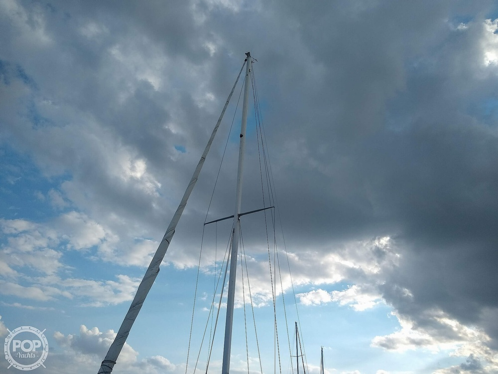 1980 CAL boat for sale, model of the boat is 39MKIII Tall Rig & Image # 20 of 40