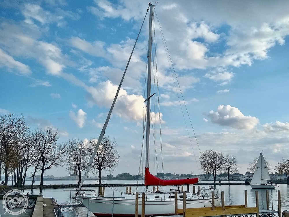 1980 CAL boat for sale, model of the boat is 39MKIII Tall Rig & Image # 2 of 40