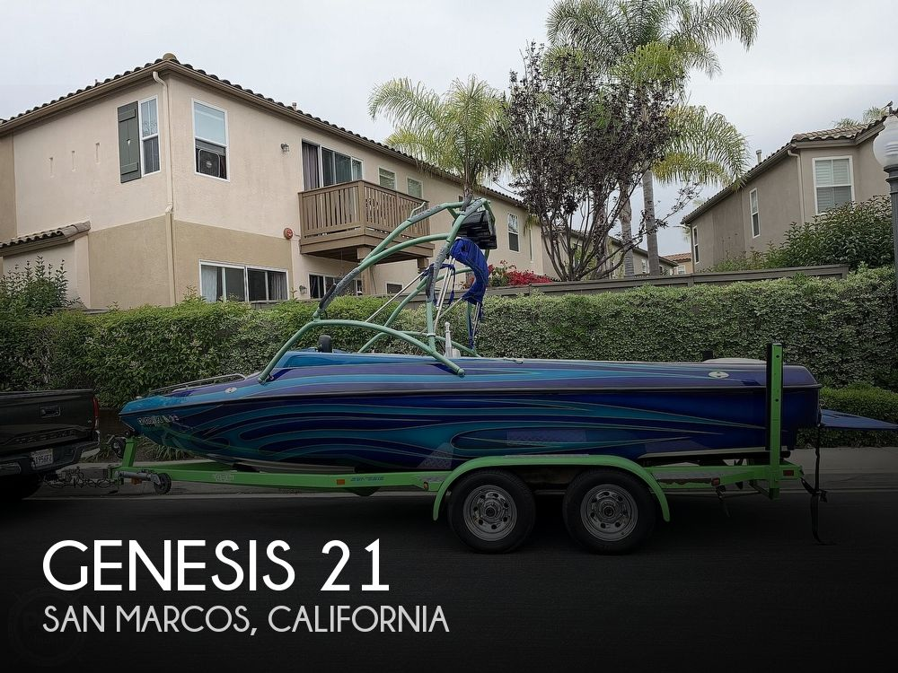 2003 Genesis boat for sale, model of the boat is Orion 21 Wake & Ski & Image # 1 of 41