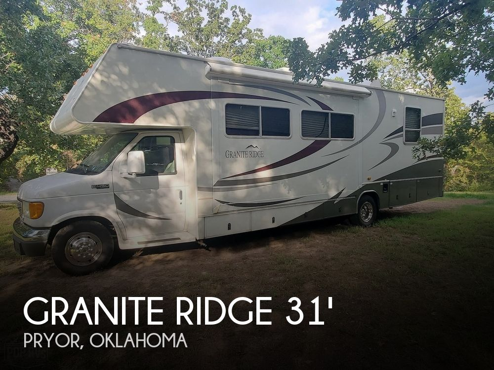2005 Jayco Granite Ridge 3100SS