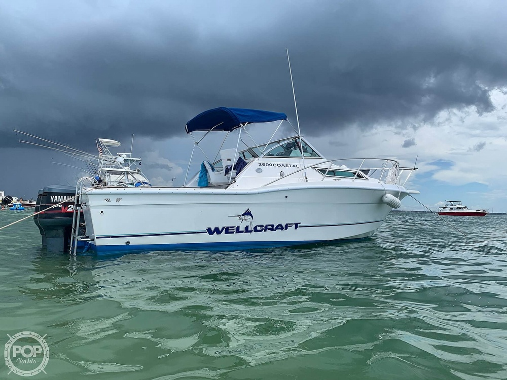 1995 Wellcraft 2600 Coastal - #$LI_INDEX