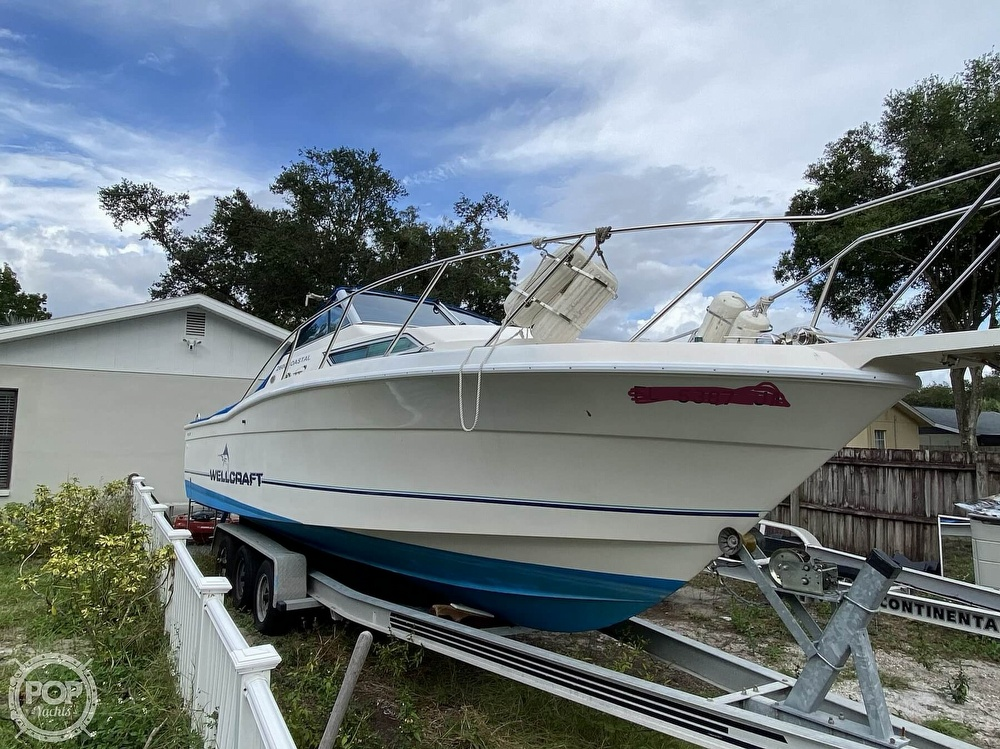 1995 Wellcraft boat for sale, model of the boat is 2600 Coastal & Image # 17 of 40