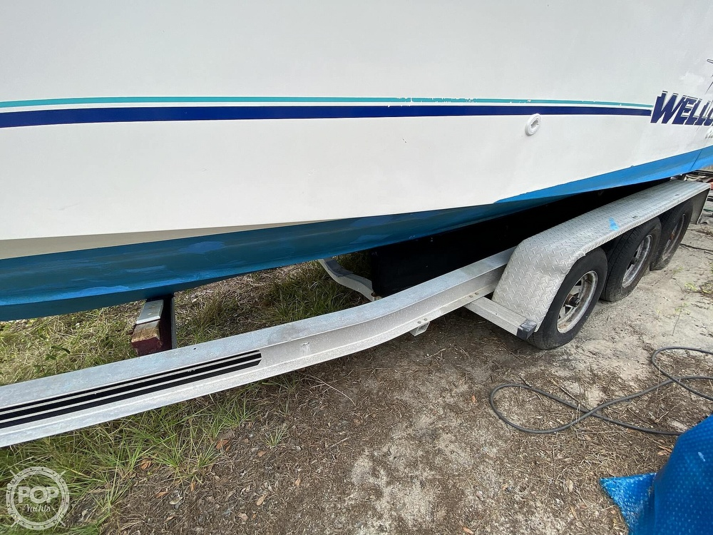 1995 Wellcraft boat for sale, model of the boat is 2600 Coastal & Image # 23 of 40