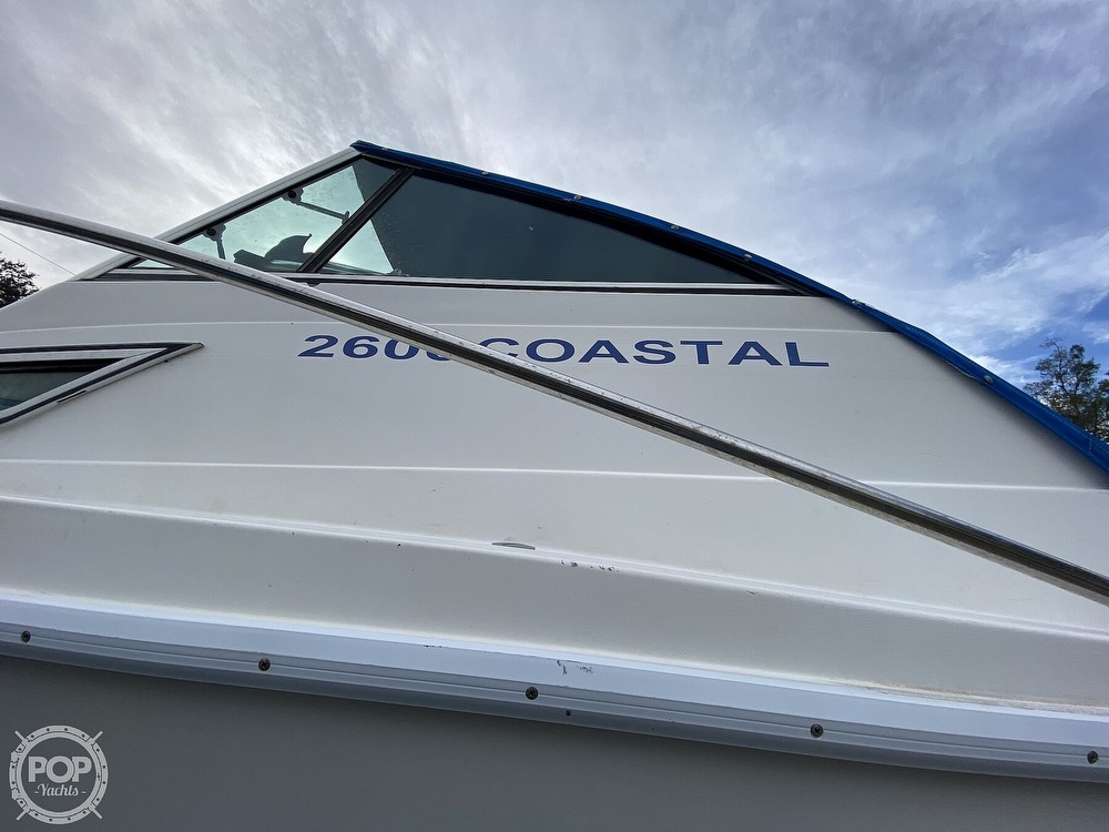 1995 Wellcraft boat for sale, model of the boat is 2600 Coastal & Image # 24 of 40