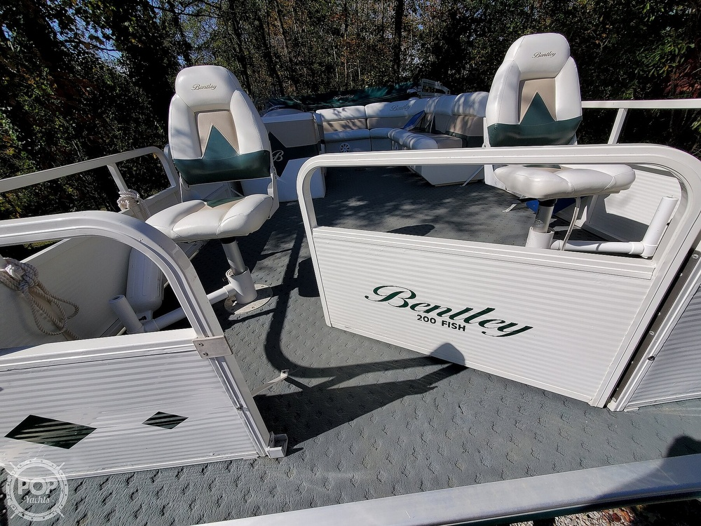 2004 Bentley boat for sale, model of the boat is 200 Fish & Image # 7 of 40