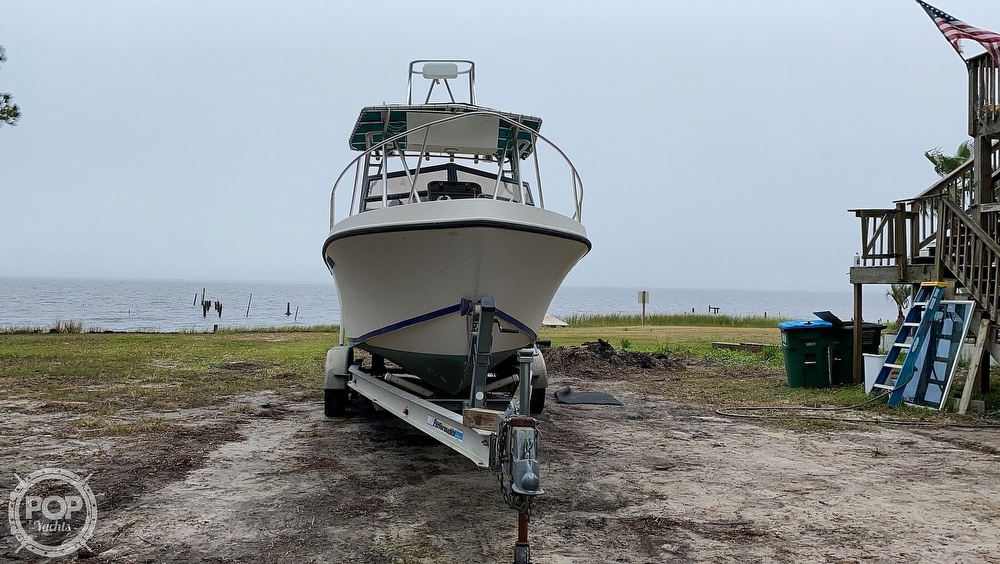 1985 Mako boat for sale, model of the boat is 258 & Image # 2 of 40