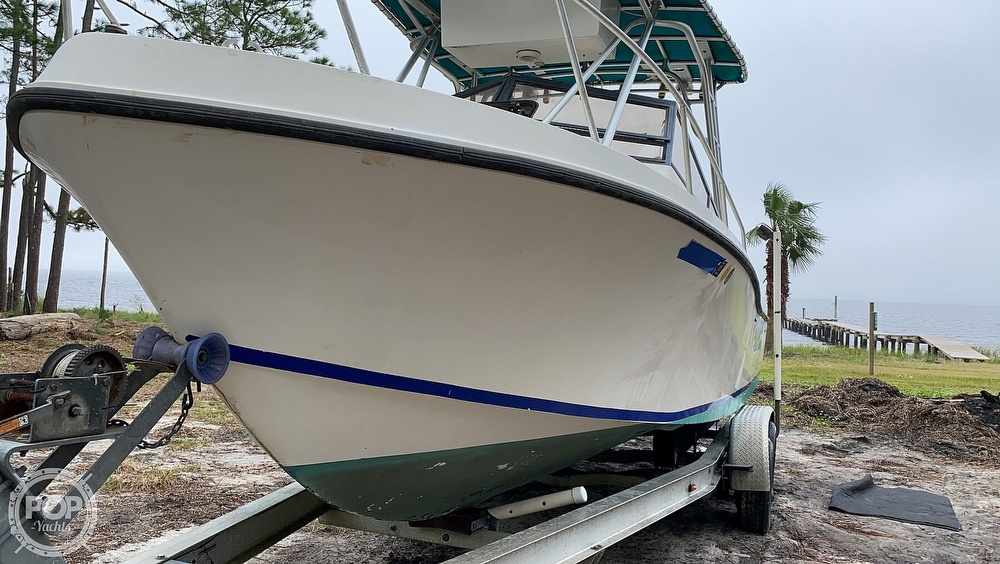 1985 Mako boat for sale, model of the boat is 258 & Image # 7 of 40
