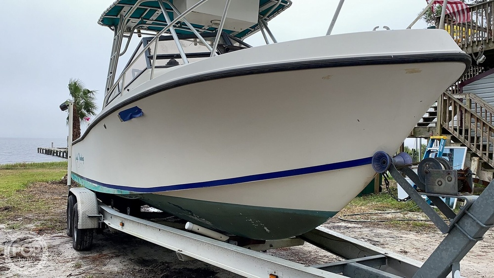 1985 Mako boat for sale, model of the boat is 258 & Image # 8 of 40