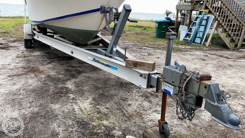 1985 Mako boat for sale, model of the boat is 258 & Image # 23 of 40