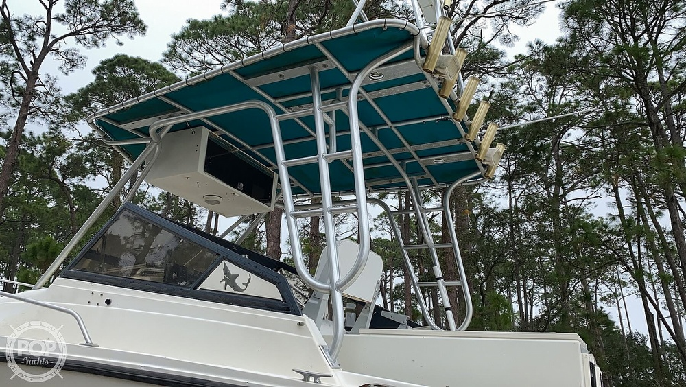 1985 Mako boat for sale, model of the boat is 258 & Image # 27 of 40