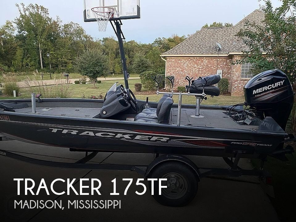 2019 Tracker Boats boat for sale, model of the boat is 175TF & Image # 1 of 4